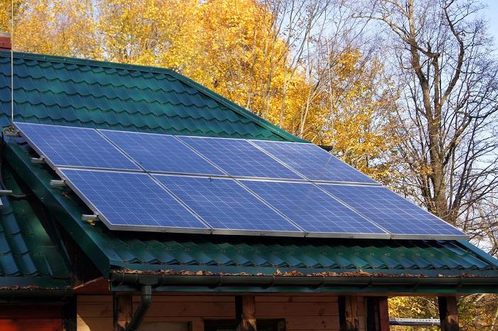 Solarne panely s dlhou životnosťou